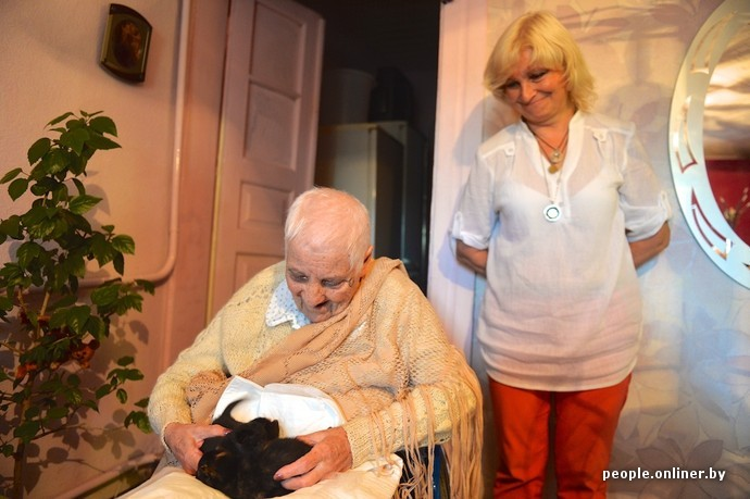 Бабка внуков чесна секс