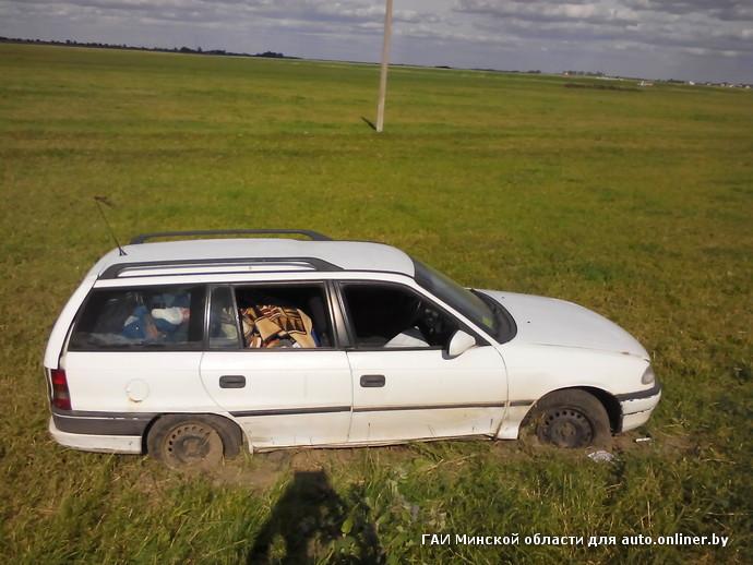 92461b654333 По имеющейся информации, в ДТП пострадала 8-летняя девочка, дочь водителя.  Ее увезла скорая. «Женщина с четырьмя детьми ехала с туристического слета.