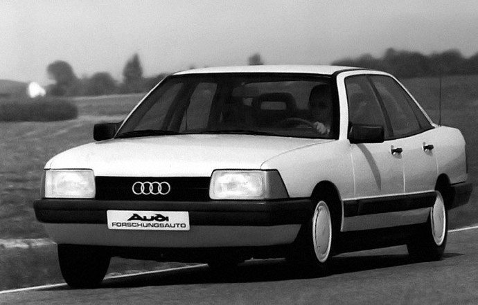 Audi Auto 2000 Concept