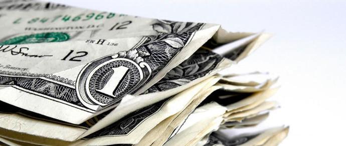 Валютные торги: доллар вверх, евро вниз