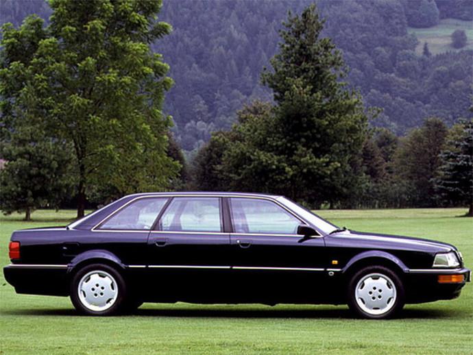 Audi V8 Long