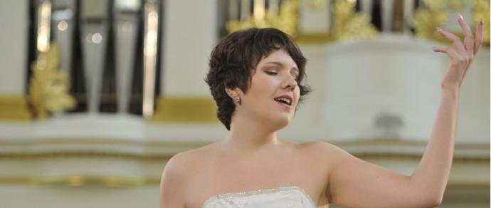 Белоруску Надежду Кучер признали лучшей оперной певицей мира — она получила 15 тысяч фунтов на престижном конкурсе в Британии