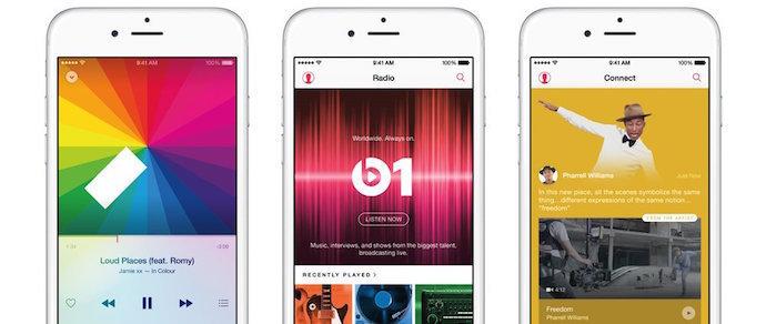 В Беларуси запустили «революционный музыкальный сервис» Apple Music