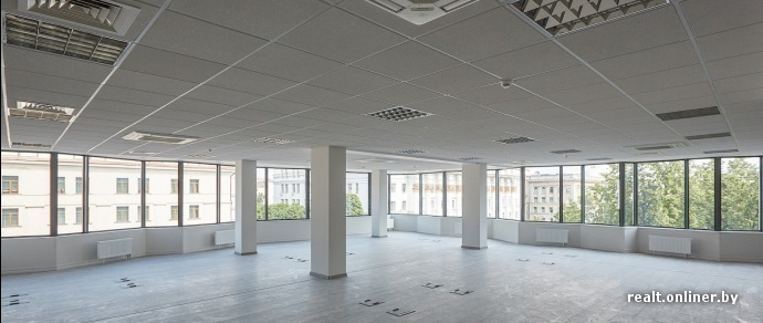 Офисы в Минске дешевеют быстрее, чем в Москве