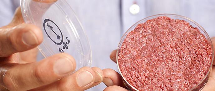 Цену на искусственное мясо снизят с $300 тысяч до $65 за килограмм