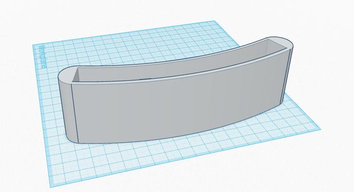 Юбка с подсветкой и пояс на 3Д принтере.
