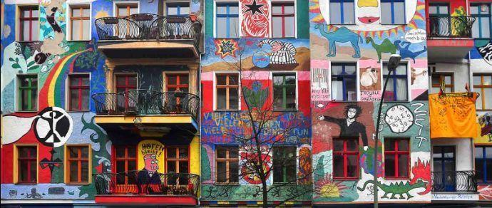 Фотофакт: невероятный стрит-арт на улицах Берлина