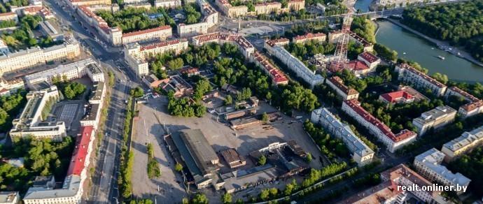 Фоторепортаж с высоты 500 метров: районы и кварталы Минска, которые скоро изменятся