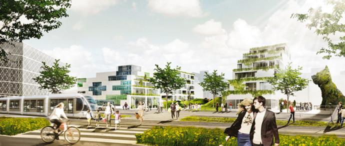 В Дании построят город, где будут запрещены автомобили