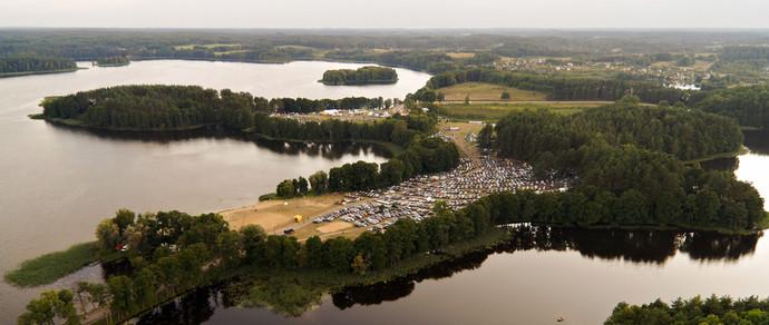 В Литве пройдет двухдневный музыкальный фестиваль. Обещают бесплатные визы для белорусов