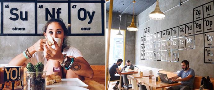Фотофакт: кафе в Стамбуле по мотивам сериала «Во все тяжкие»