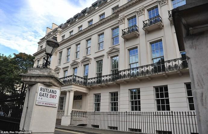 Покупатель из России заинтересовался самим дорогим домом в Британии