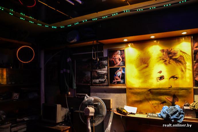 Стриптиз в клубе гараж футбольный клуб торпедо москва вакансии