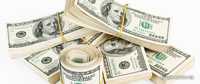 До рубля дошли новости из Европы: евро подешевел, доллар вырос