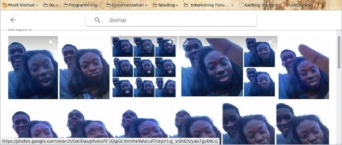 Google извинилась за то, что распознала афроамериканца как гориллу
