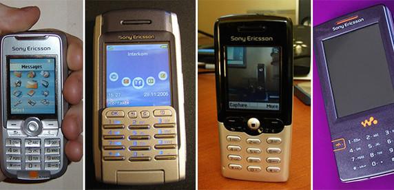 Мобильная ностальгия: топ-10 телефонов Sony Ericsson
