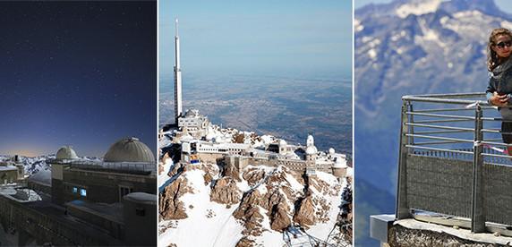 Город под звездами: репортаж из самой высокогорной астрономической обсерватории Европы