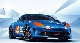 Слухи: серийный Alpine получит 1,8-литровый турбомотор мощностью до 300 л. с.