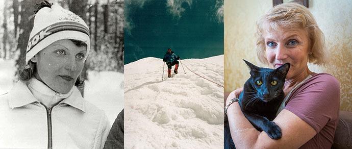 Пиковая дама. Удивительная судьба белорусской альпинистки, которая прожила 13 часов в зоне смерти