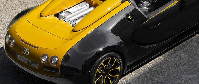 Преемник Bugatti Veyron будет стоить 2,2 миллиона евро в базовой комплектации