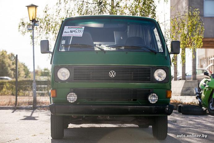 фольксваген транспортер т2 купить в белоруссии