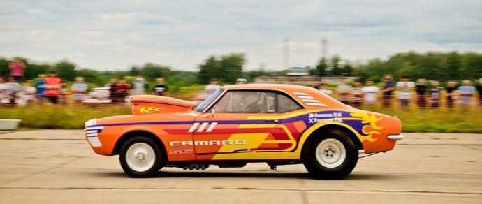 В EnergyDrag примут участие быстрейший в СНГ Nissan GT-R и Chevrolet Camaro SS