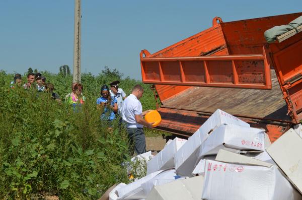 В Оренбурге уничтожат 2 тонн сыра: Урал56 Ру