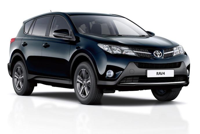 За Toyota RAV4 российское подразделение компании просит от $16 тысяч