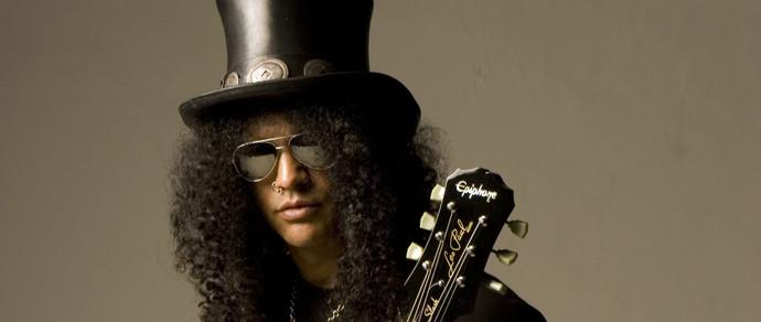 В Prime Hall выступит один из лучших гитаристов мира. Слэш из Guns N' Roses приедет в Минск в ноябре