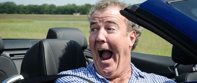 Apple приглашала Джереми Кларксона из Top Gear в собственное шоу