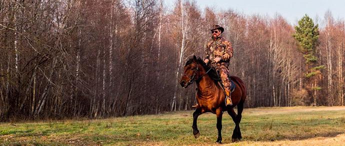 Белорусский ковбой