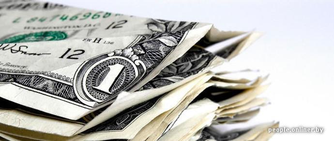 Свежие курсы: доллар вырос на 110 рублей