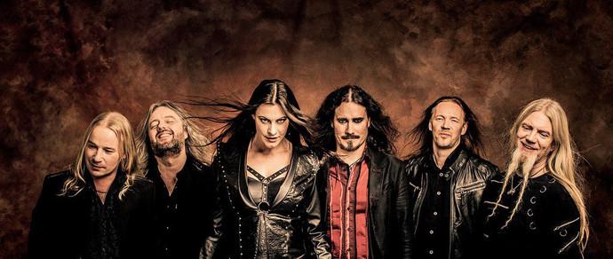 Группа Nightwish впервые приедет в Минск. Специально для белорусов финны готовят сюрпризы