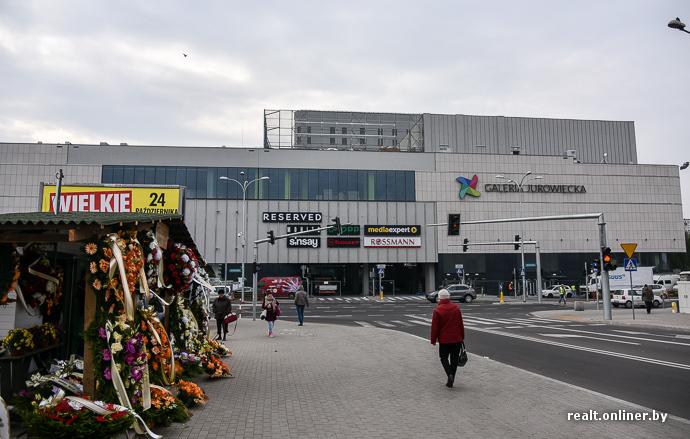 477d57d1357a В Белостоке построили огромный торговый центр для белорусов
