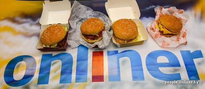 Где твои крылья? Сравниваем куриное меню из KFC, Burger King, McDonald's и Funny Chicken