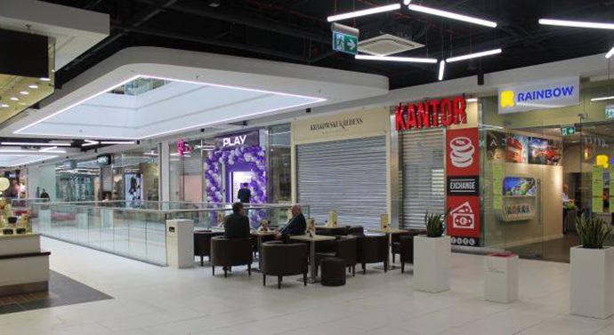 Фотофакт: в Белостоке заработал новый крупный торговый центр Galeria Jurowiecka