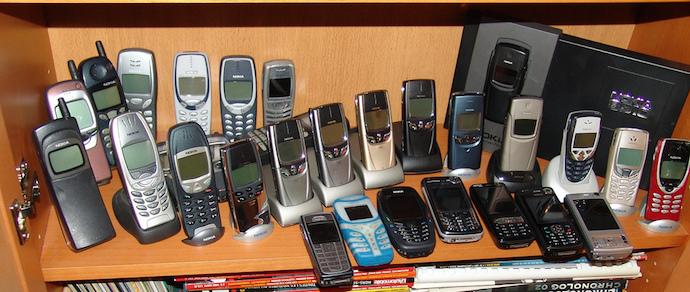 Мобильная ностальгия: топ-10 телефонов Nokia