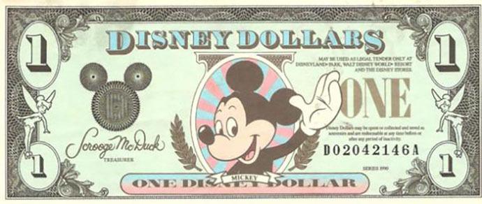 Безработный житель Лиды продал знакомой сувенирные доллары по низкому курсу и имел в запасе еще 97 липовых купюр