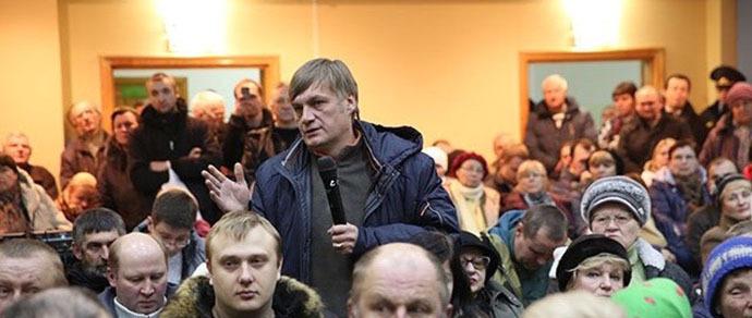 Жители Заводского района, чьи дома идут под снос: «Постройте квартиры для отселения здесь же»