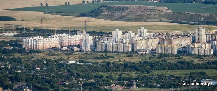 В администрацию Ленинского района передано около 2000 подписей против сноса «деревни ученых» в Лошице