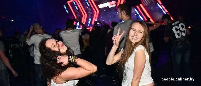 В Минск приехали лучшие диджеи мира. Фоторепортаж с Top 100 DJ's в «Чижовка-Арене»