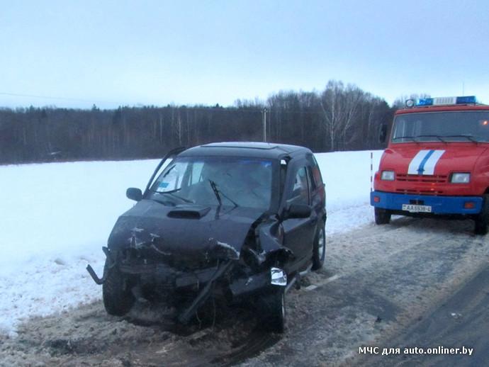 Механизм ДТП: как расследовали аварию в Новогрудском районе, в которой погибло четверо дальнобойщиков