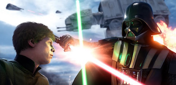 Обзор фастфуд-шутера Star Wars Battlefront