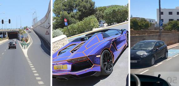 Ибица: эксклюзивные машины везут через полмира, чтобы поставить на парковке клуба