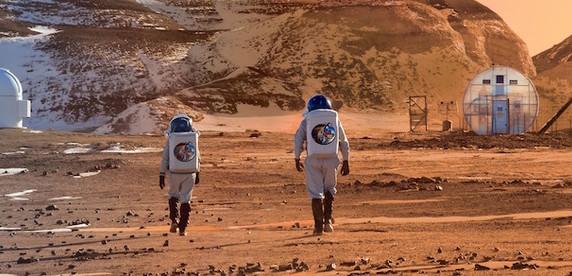 Морозы, бури и жуткое одиночество — с чем столкнется человечество на Марсе
