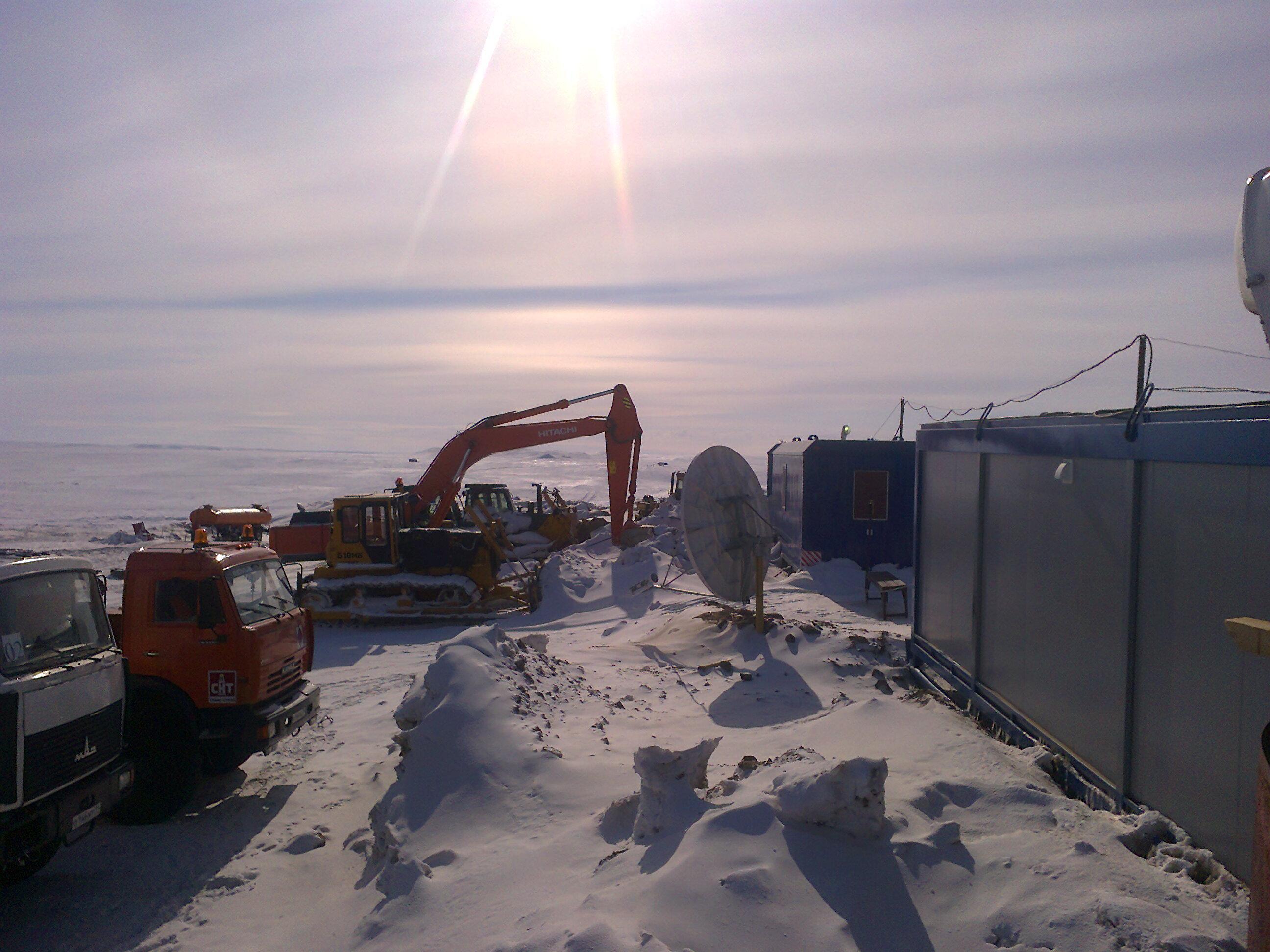 работа воп в условиях крайнего севера