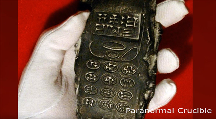 ВАвстрии найден телефон XIII века