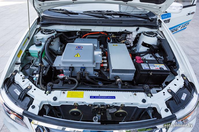Обзор электромобиля Lifan 620EV