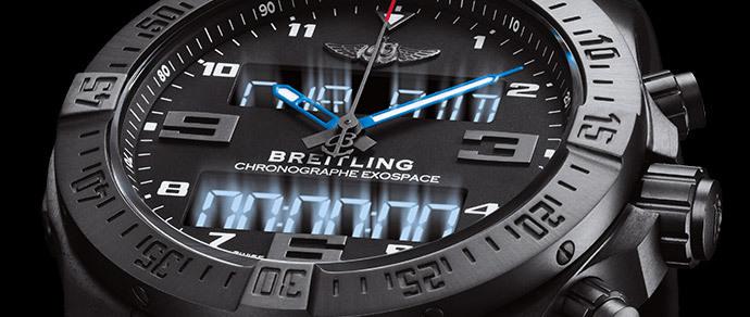 Breitling выпустила умные часы Exospace B55 за $8900