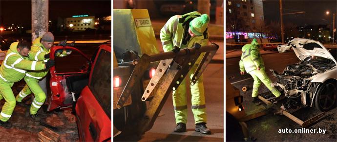 Эвакуация с места ДТП: пот, слезы и металлолом